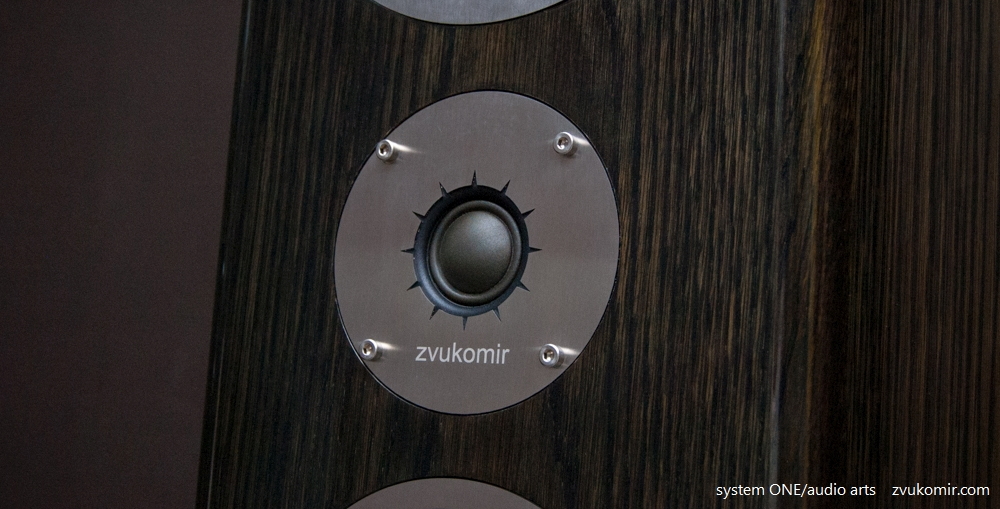 22.zvukomir.system.one.tweeter.custom.faceplate